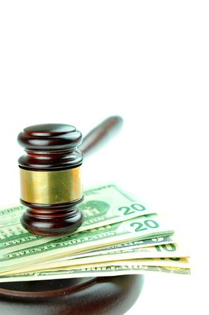 solicitors: Auction concept