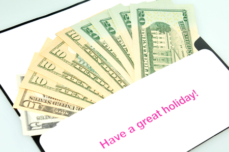 refunds: Holiday money