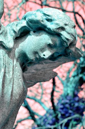 angel cemetery: Funerary art