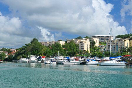 martinique: Yachting in Martinique, Caribbean