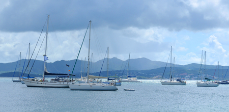 yachting: Yachting in Martinique, Caribbean