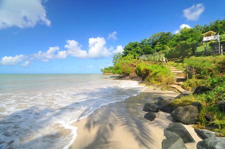 Caribbean beach Imagens - 43922703