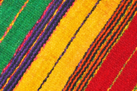 wools: Multicoloured woven wool texture
