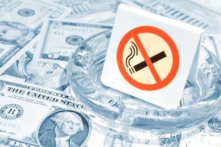 budget restrictions: No smoking