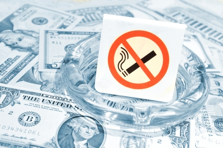 budget restrictions: Price of smoking in US dollars