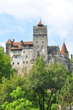 bran: Dracula Castle in Bran, Brasov, Transylvania, Romania
