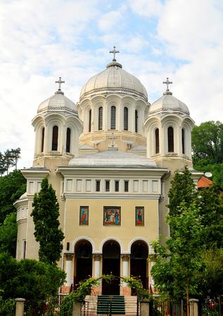 brasov: Orthodox church in Brasov, Romania