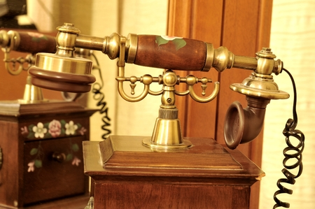 telefono antico: Vintage telefono