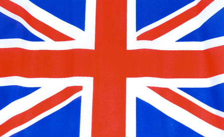 great britain: Great Britain Union Jack flack background Stock Photo