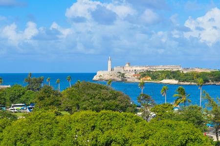 Sierra Morro Castle in Havana, Cuba