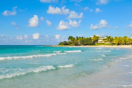varadero: View of the Caribbean sea in Varadero, Cuba