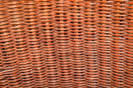 Detail of wicker texture suitable as background