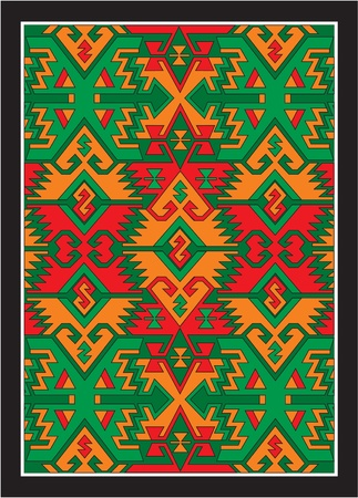 vector ethnic ornaments