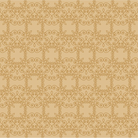 victorian wallpaper: seamless vector victorian wallpaper