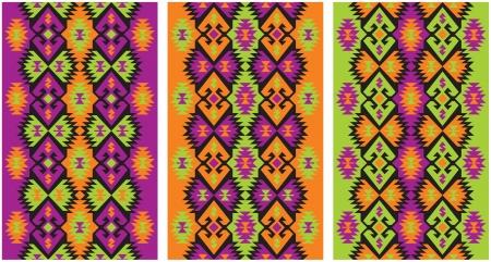 frieze: mexican ethnic frieze