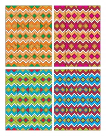 tipi: american indian pattern Illustration