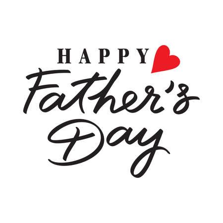 padres: día de padres feliz mano caligrafía letras hechas a mano