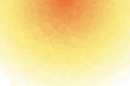 Colors White And Orange Triangular Background Vector
