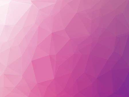 Abstrakt Dreiecks rosa lila Hintergrund Standard-Bild - 35182603