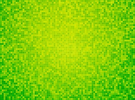 Hellgrün karierten Hintergrund mit einer leichten Vignette Standard-Bild - 36508168