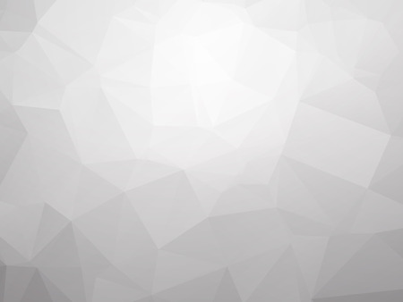 modern gray triangular with a light switch Vector