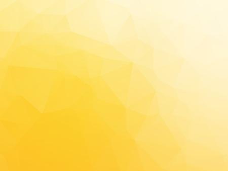 Moderne gelbe dreieckige mit einem Lichtschalter Standard-Bild - 36508180