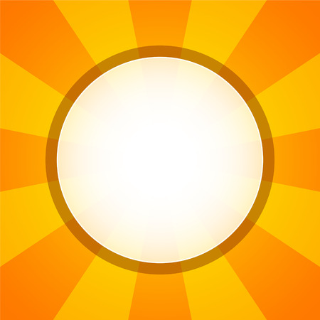 white hole: Yellow orange circular background with white hole in the middle