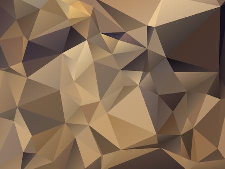 Abstract modern Dreiecks grau-braunem Hintergrund Standard-Bild - 38967079