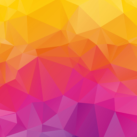brightly violet pink yellow background