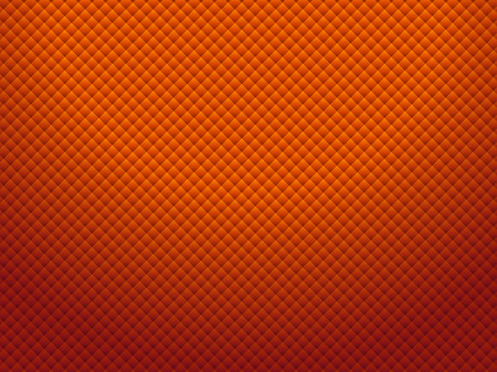 blocky: modern blocky orange background with vignette