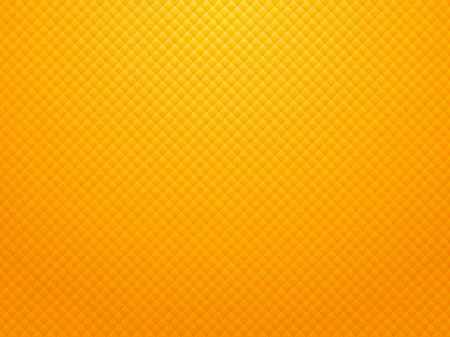 naranja: fondo amarillo plaza moderna con la ilustración