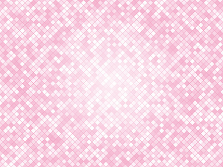 Abstract diamond pink background Illustration