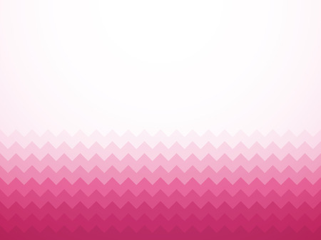 pointy: Modern pink background with pointy peaks