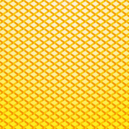 brick background: giallo chiaro sfondo di mattoni d'oro