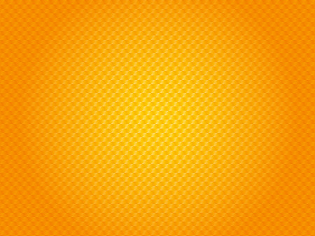 Abstract yellow fabric background Ilustrace