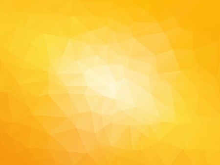 yellow gold white triangular background Illustration