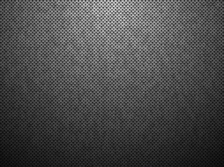 dashed black plastic background with vignette