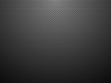 leather background: Modern black plastic background with vignette