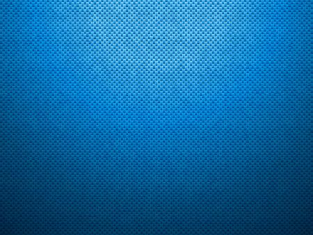 vignette: dashed blue plastic background with vignette