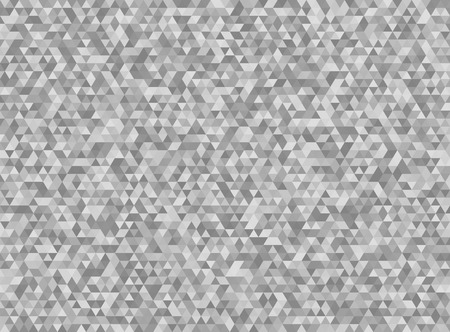 grey abstract background: simple black and white triangular background with vignette