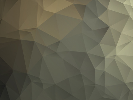 background brown: Abstract geometric triangle dark brown leather background