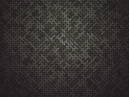 linking: abstract black linking dots background Illustration