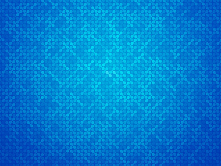 linking: abstract blue linking dots background