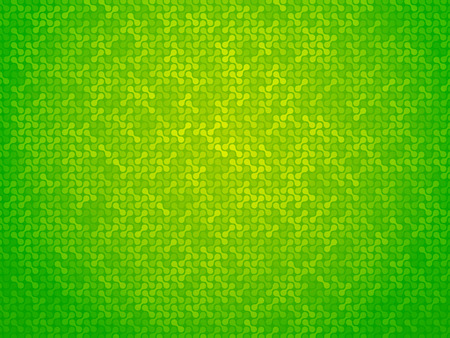 linking: abstract green linking dots background Illustration