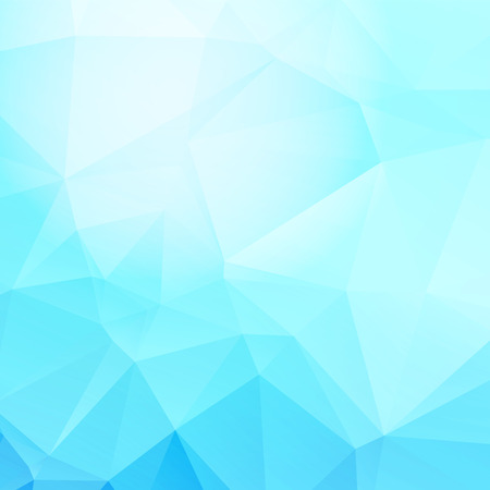 low: blue background low poly