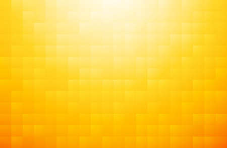 yellow orange mosaic background