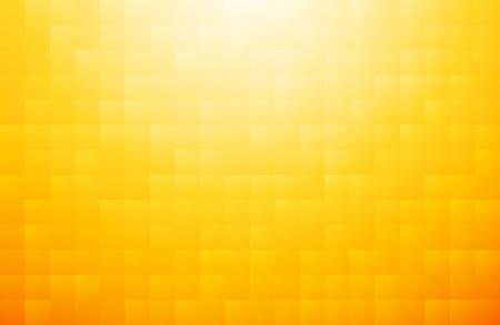 jaune orange mosaïque fond
