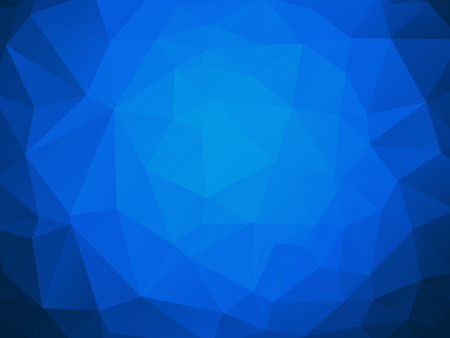 blue background texture: low poly blue water texture background