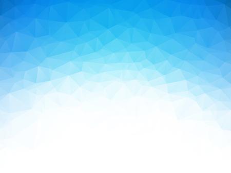 low poly glace bleue texture de fond