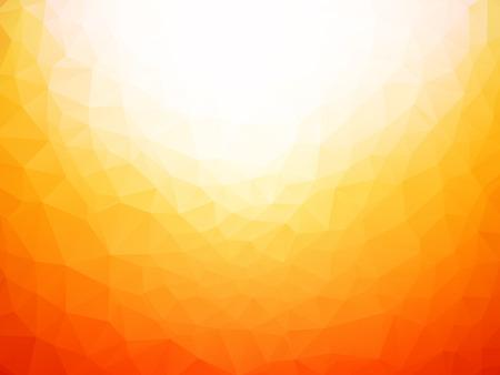 white background: orange white geometric  background